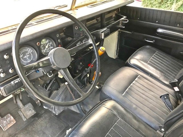 1980 LAND ROVER - 109 SANTANA ESPECIAL SERIE 3 For Sale (picture 4 of 6)