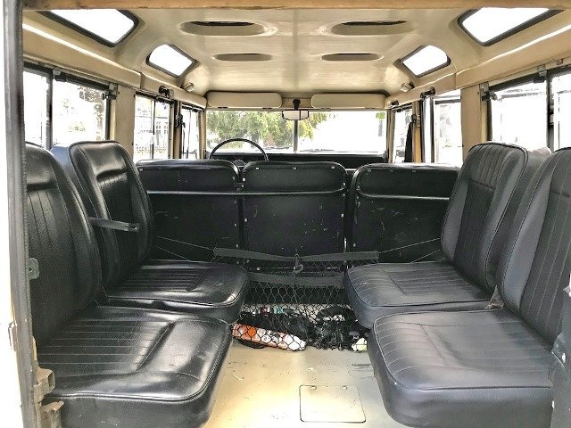 1980 LAND ROVER - 109 SANTANA ESPECIAL SERIE 3 For Sale (picture 5 of 6)