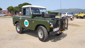 1977 Land Rover Series 3 SWB petrol For Sale