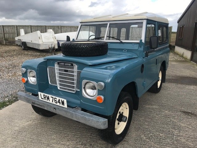 1980  Land Rover® Series 3 * 200TDI, Galvanised Chassis* (LRM) For Sale (picture 2 of 6)