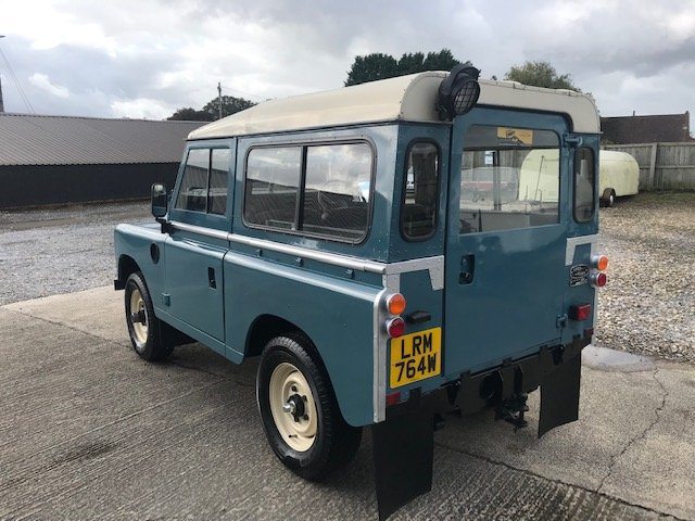 1980  Land Rover® Series 3 * 200TDI, Galvanised Chassis* (LRM) For Sale (picture 3 of 6)