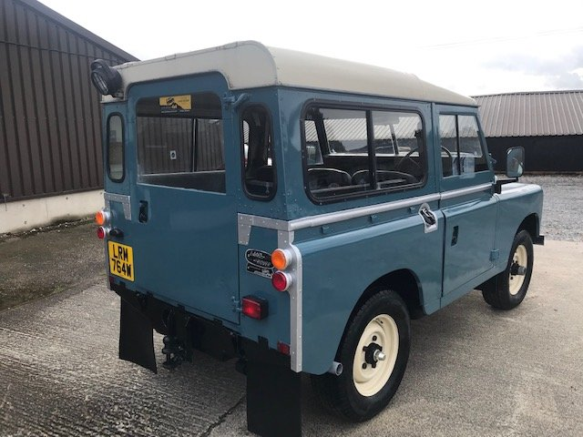 1980  Land Rover® Series 3 * 200TDI, Galvanised Chassis* (LRM) For Sale (picture 4 of 6)