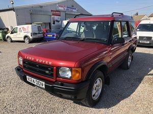 2000 Land Rover Discovery 4.0 i V8 GS 5dr (7 Seats)