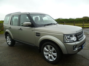 2014 DISCOVERY 4 TDV6 XS