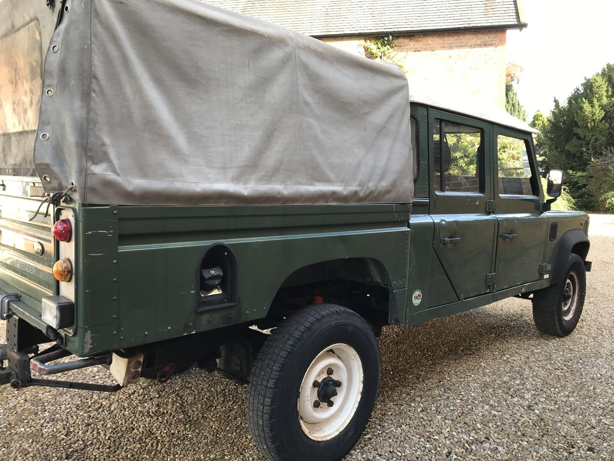 Land Rover Defender 130 LHD 1994 300tdi USA Exportable For Sale (picture 2 of 6)