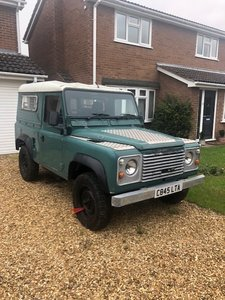 1986 Land Rover 90 Fantastic example of a classic