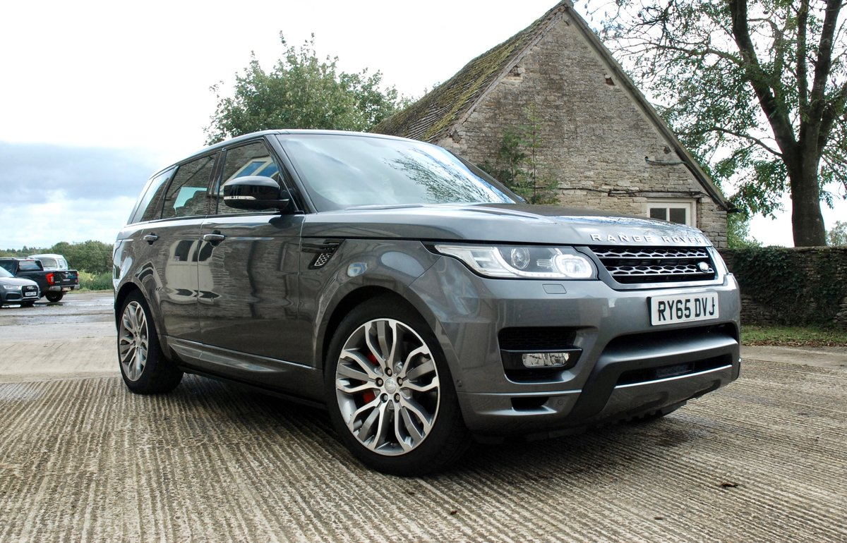2016 RANGE ROVER SPORT 4.4 SDV8 AUTOBIOGRAPHY DYNAMIC For Sale (picture 1 of 6)