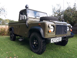1993 Land Rover Defender 110 Pickup For Sale