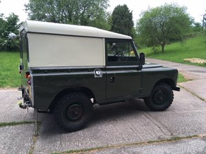 1977 Land Rover Series three SWB petrol LOW miles For Sale
