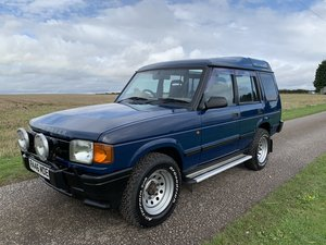 Stunning 1998 Land Rover Discovery 3.9 V8i *47,657miles* SOLD