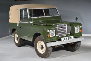 1976 Land Rover Series III 3 Stunning Example For Sale