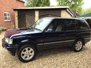 2002 Range Rover P38 Vogue SE For Sale