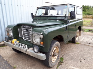 1981 Landrover series 3 88 ** Galvanised Chassis ** For Sale