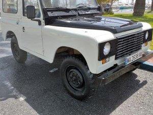 1989 Land Rover 2.5 Diesel