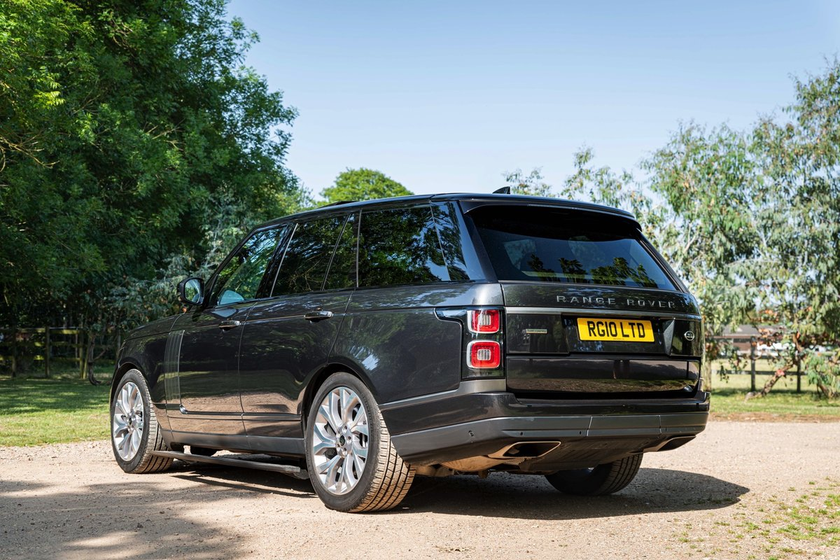2018 (18) Range Rover Autobiography 5.0 V8 Supercharged For Sale (picture 1 of 6)