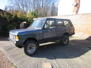 1989 Range Rover Classic 200tdi auto