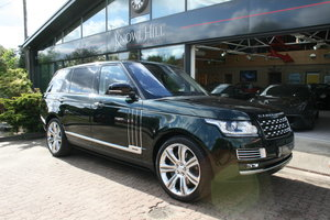 2017 Range Rover 4.4 V8 Holland and Holland Limited Edition For Sale