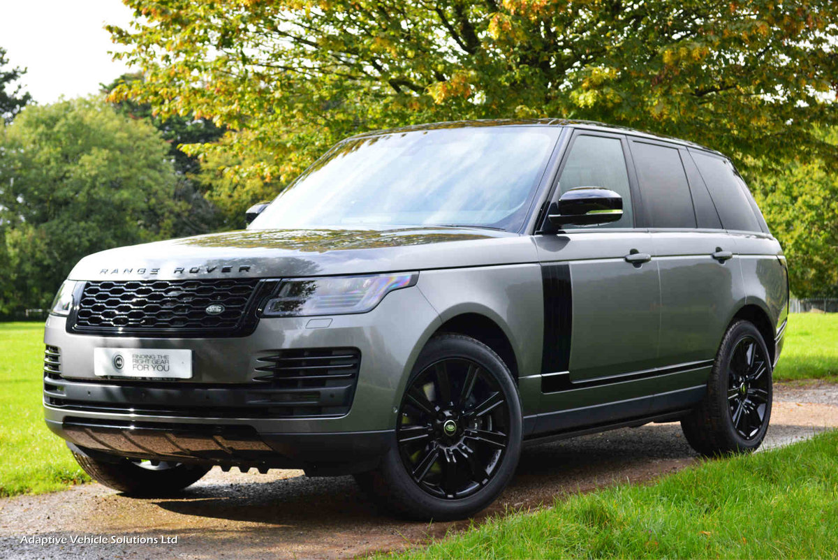 2019 Save £8000 - VAT Qualifying Range Rover Autobiography Hybrid For Sale (picture 1 of 6)