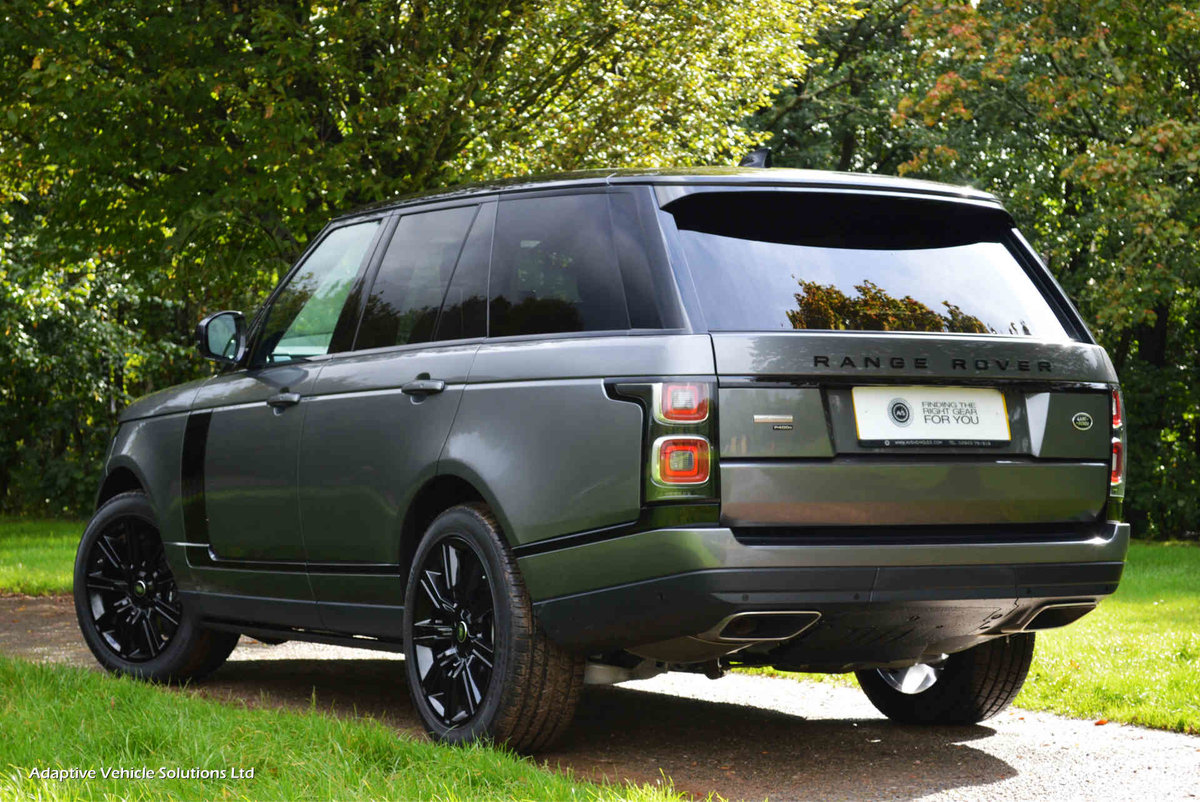 2019 Save £8000 - VAT Qualifying Range Rover Autobiography Hybrid For Sale (picture 2 of 6)