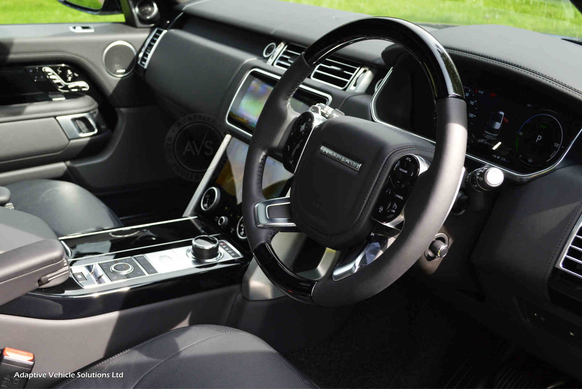 2019 Save £8000 - VAT Qualifying Range Rover Autobiography Hybrid For Sale (picture 4 of 6)