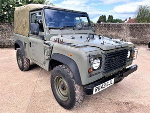 Picture of 1998 Defender 90 300tdi Wolf soft top+no VAT+new cambelt SOLD