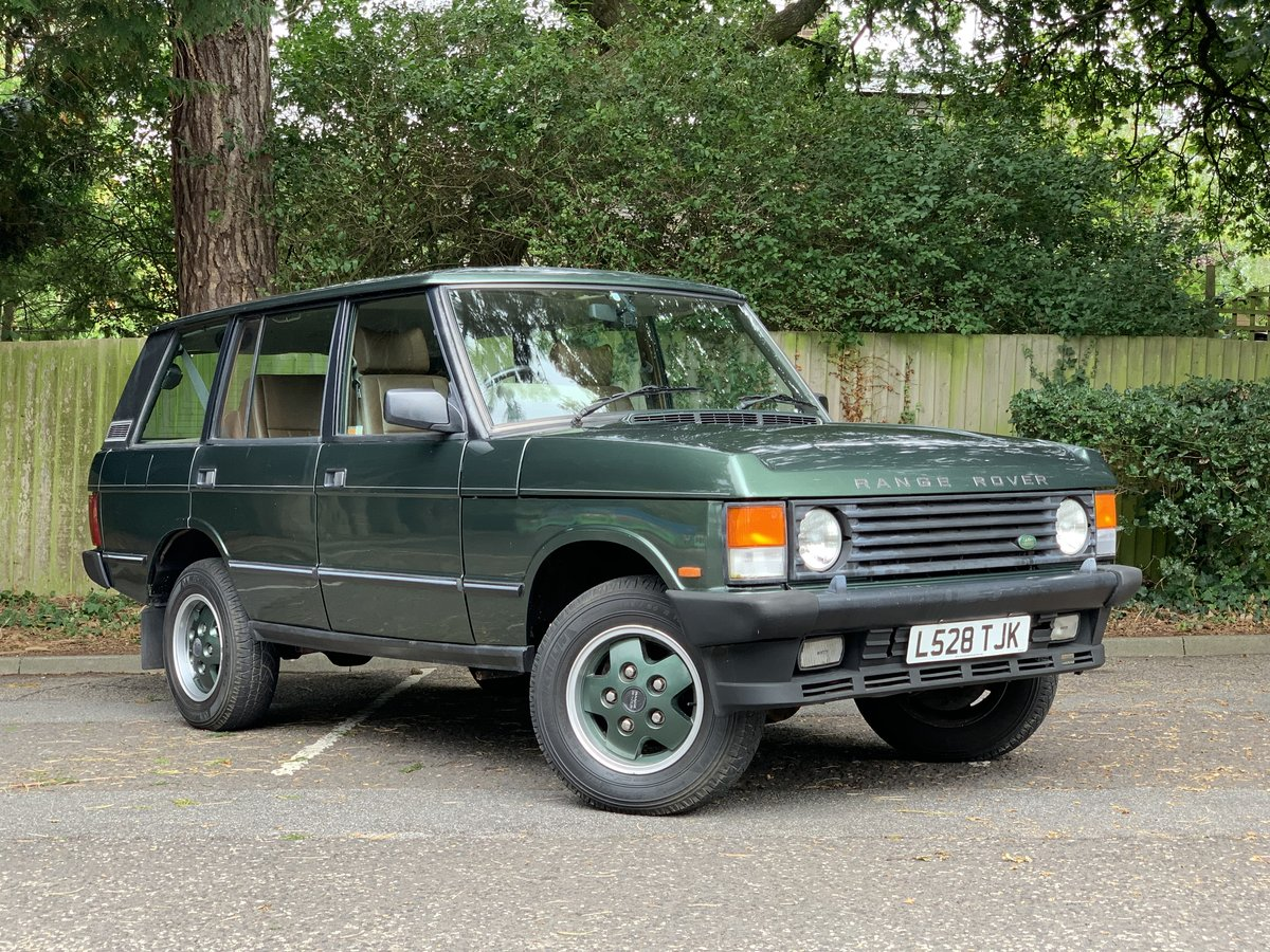 1993 Range Rover LSE 4.2 V8 AUTO For Sale (picture 4 of 6)