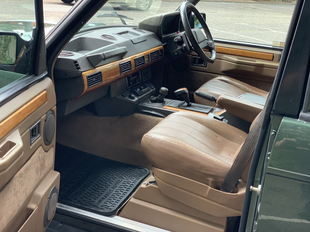 1993 Range Rover LSE 4.2 V8 AUTO For Sale (picture 5 of 6)