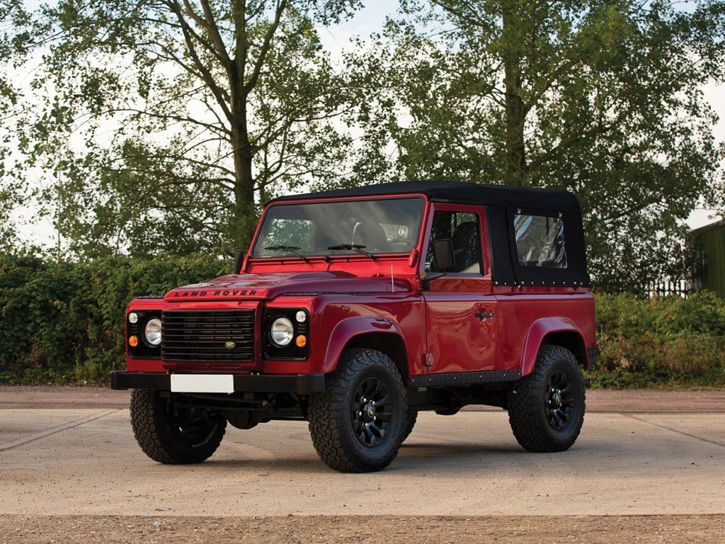 2013 Land Rover Defender  For Sale by Auction (picture 1 of 6)