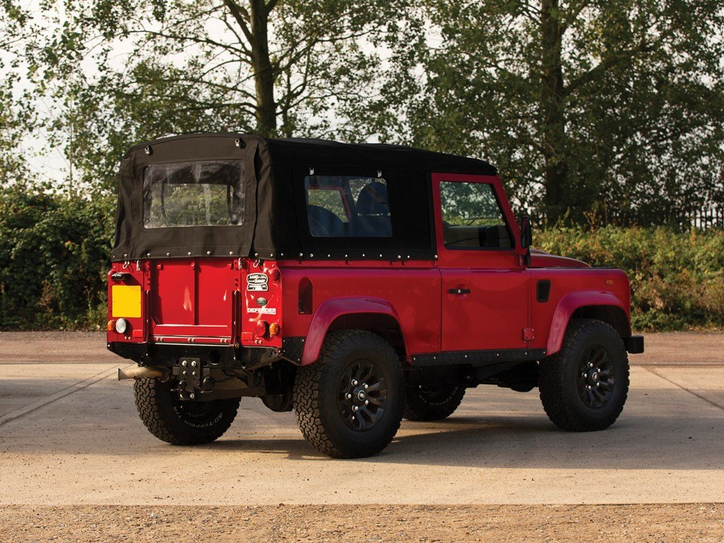 2013 Land Rover Defender  For Sale by Auction (picture 2 of 6)