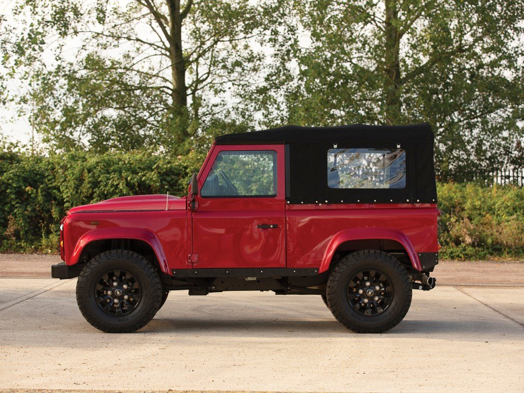 2013 Land Rover Defender  For Sale by Auction (picture 5 of 6)