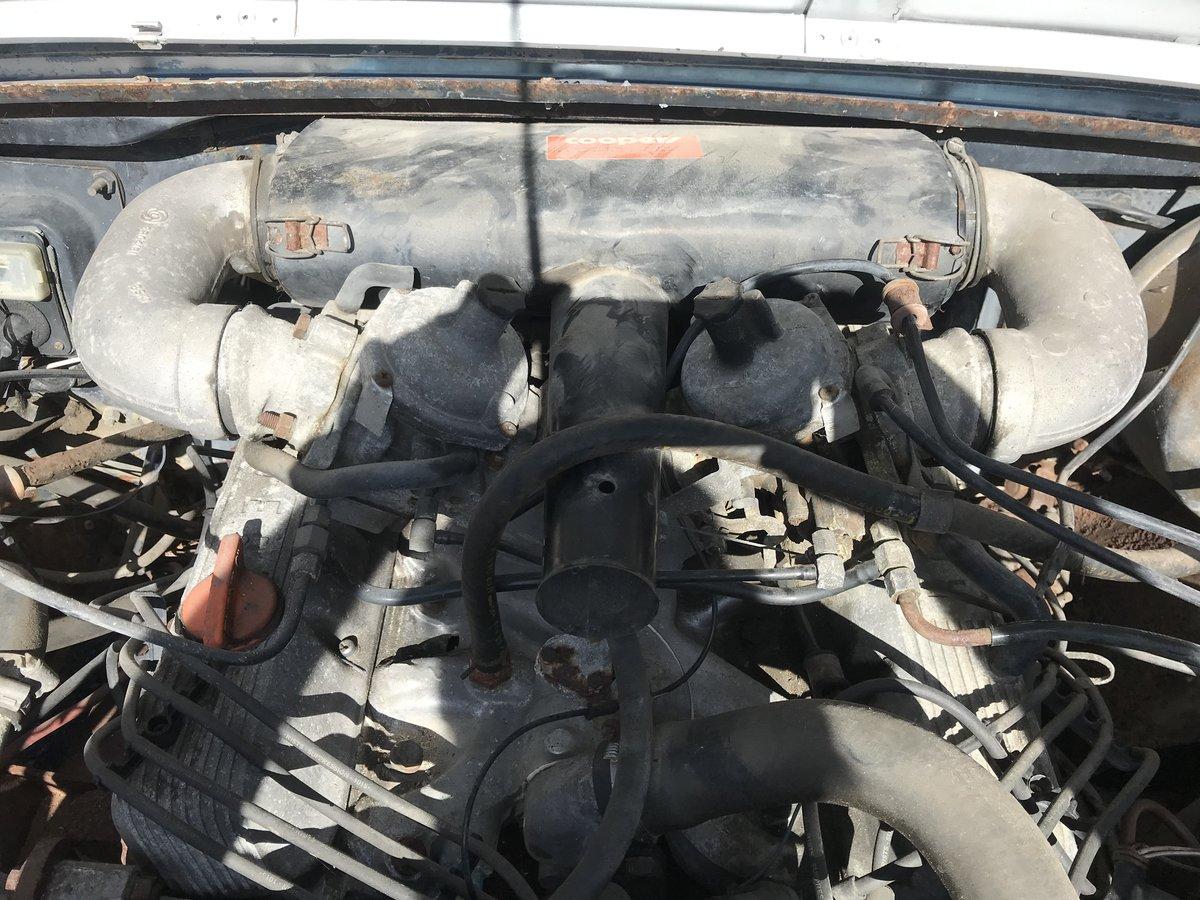 1983 ex sultan of oman classic range rover 6 door 1 owner  For Sale (picture 3 of 6)