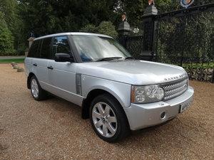 2006 Range Rover 4.4 Vogue SE SOLD