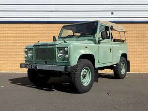 1986 LAND ROVER 90 Defender // 300tdi // Heritage // Export  For Sale