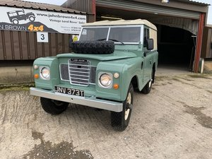 1978 Land Rover® Series 3 RESERVED SOLD