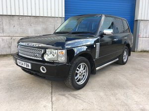 2004 Range Rover Vogue TD6 For Sale by Auction