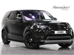 2017 17 67 LAND ROVER DISCOVERY HSE LUXURY AUTO