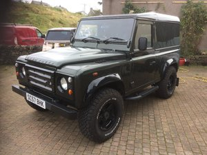 2008 Land Rover Defender. Superb. For Sale