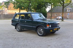 1992 Range Rover Classic 3.9 original Brooklands For Sale