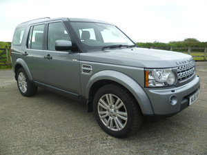 2011 Discovery 4 SDV6 XS Auto For Sale