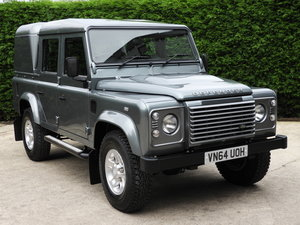 2014 LAND ROVER DEFENDER 110 2.2TDCI XS DBL CAB P/UP !!! For Sale