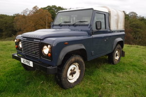 LAND ROVER DEFENDER 2011 ONLY 64K MILES DEALER SERV HISTORY For Sale