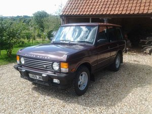 1994 Range Rover Classic-300 Tdi  For Sale