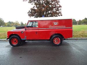 1980 Land Rover LT4 Ex Dorset Fire Brigade