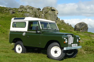 1972 LAND ROVER SERIES 3 PETROL
