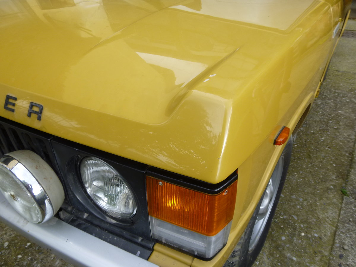 1969 Wanted a early 3door RangeRover For Sale (picture 1 of 2)