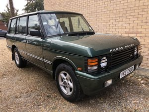 1994 Range Rover Classic LSE, Brooklands For Sale