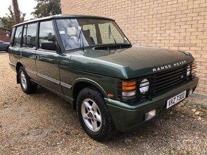 1994 Range Rover Classic LSE, Brooklands