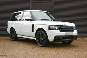 2011 Range Rover 4.4 TD V8 Vogue OVERFINCH GT Auto (56,342 miles) For Sale