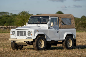 1989 Land Rover Defender 90 Petrol Convertible