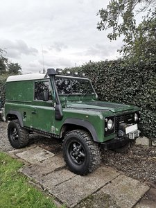 1997 Land Rover Defender 90 300TDI